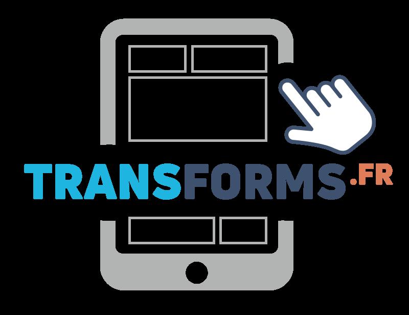 logo transforms